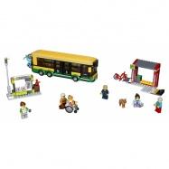 LEGO® CITY Zastávka autobusu 60154
