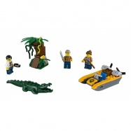 LEGO® City Džungle - začátečnická sada 60157