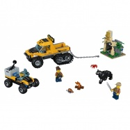 LEGO® City Obrněný transportér do džungle 60159
