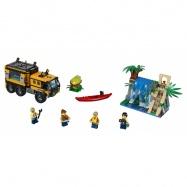 LEGO® CITY Mobilní laboratoř do džungle 60160