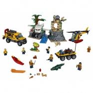 LEGO® CITY Průzkum oblasti v džungli 60161