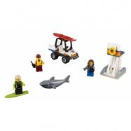 LEGO® City Pobřežní hlídka - začátečnická sada 60163