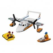 LEGO® CITY Záchranářský hydroplán 60164