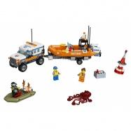 LEGO® Creator Vozidlo zásahové jednotky 4x4 31066