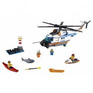 LEGO® CITY Výkonná záchranářská helikoptéra 60166
