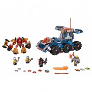 LEGO® NEXO KNIGHTS™ Axlův věžový transportér 70322