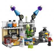 J. B. a jeho laboratoř plná duchů
