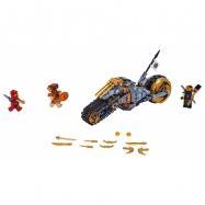 LEGO Ninjago - Motocykl Cole'a 70672