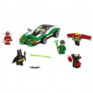 LEGO® Batman Movie Hádankář a jeho vůz Riddle Racer 70903