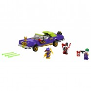 LEGO® Batman Movie Joker a jeho vůz Notorious Lowrider 70906