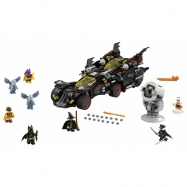 LEGO® Batman Movie Úžasný Batmobil 70917