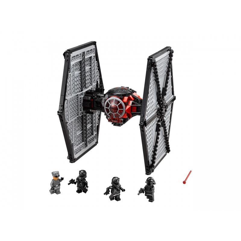 LEGO® Star Wars First Order Special Forces TIE fighter (Stíhačka TIE speciálních jednotek Prvního řádu)  75101
