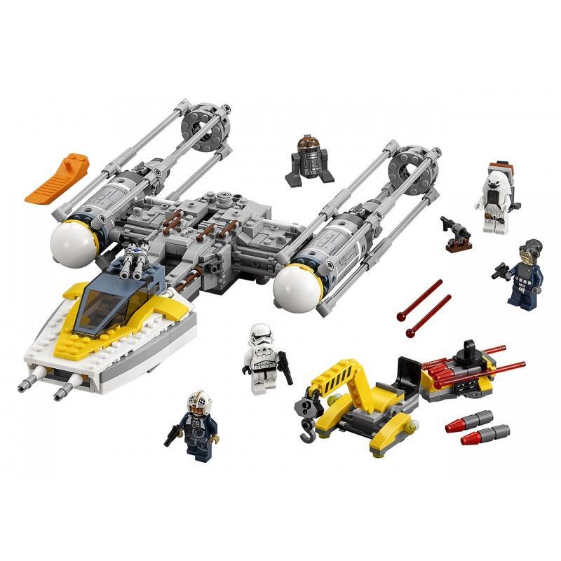 LEGO® Star Wars Stíhačka Y-Wing 75172