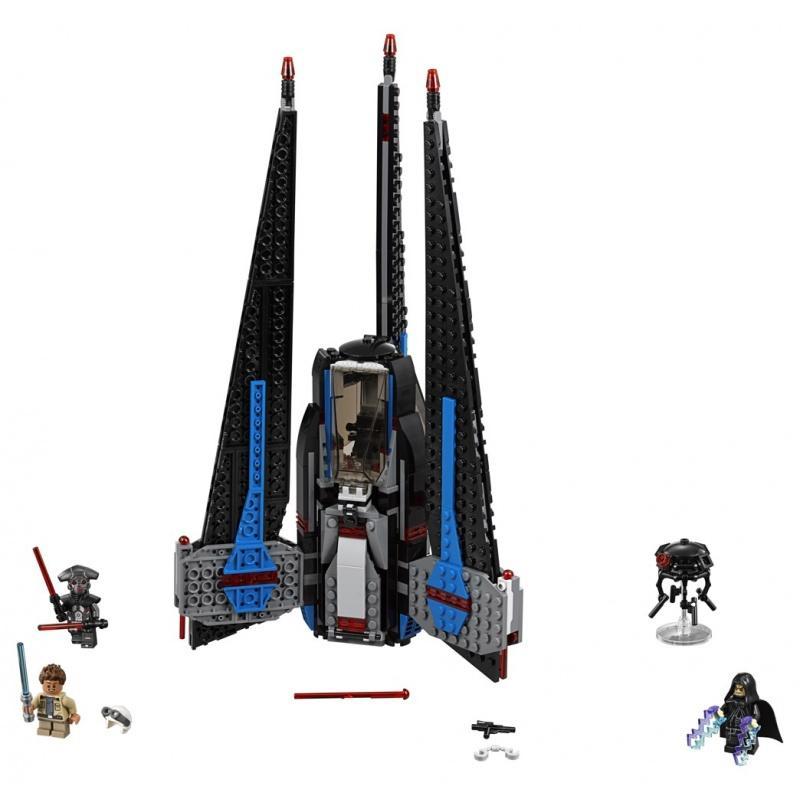 Vesmírná loď Tracker I