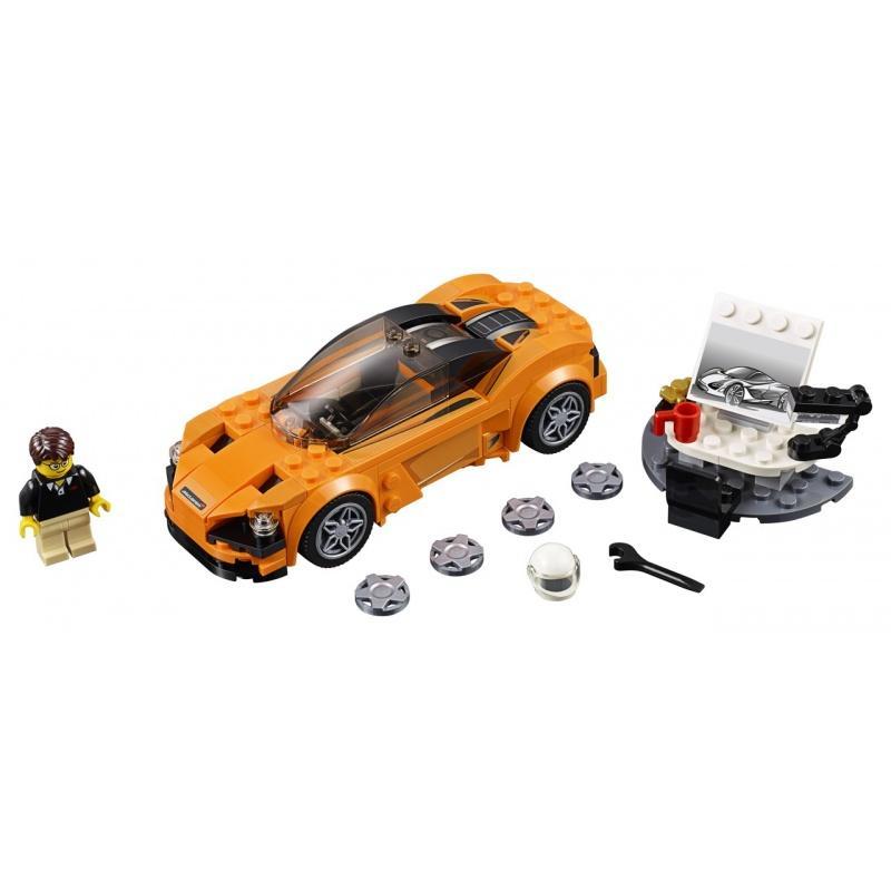 LEGO® Speed Champions CONFIDENTIAL_McLaren 75880