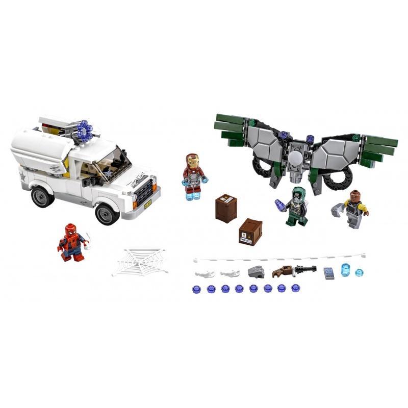 LEGO® Super Heroes Pozor na Vultura 76083