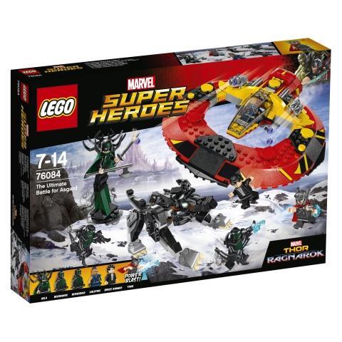 LEGO® Super Heroes CONFIDENTIAL_Thor 1 76084