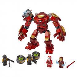 Iron Man Hulkbuster proti agentovi AIM