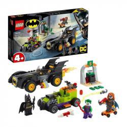 Batman ™ vs. Joker ™: Naháňačka v Batmobile