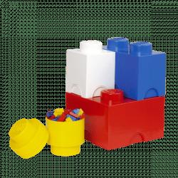 LEGO úložné boxy Multi-Pack 4 ks