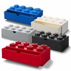 LEGO stolní box 8 se zásuvkou