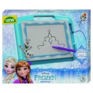 Magnetická tabulka Ledové království 22cm