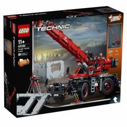 Lego Technic Terénne žeriav