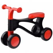 Rowerek Biegowy Jeździk Czarno-Czerwony