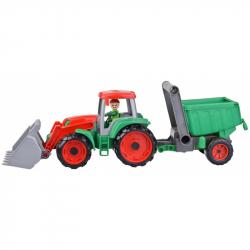 Truxx Traktor s přívěsem v krabici