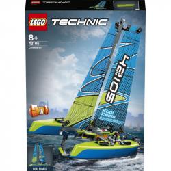 Lego Technic Katamarán