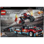 Lego Technic Kaskadérske vozidlá