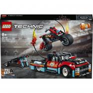 Lego Technic Kaskadérská vozidla