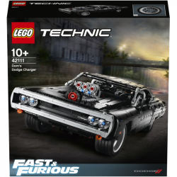 Lego Technic Domův Dodge Charger