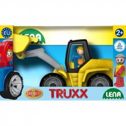Autá Truxx nakladač v krabici