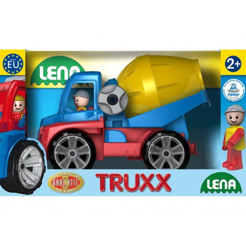 Auta Truxx míchačka v krabici
