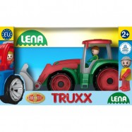 Auta Truxx traktor v krabici