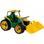 Traktor Spychacz 62 cm zielony