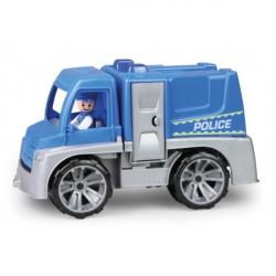 Auto Polícia Truxx s figúrkou plast 29cm 24m +