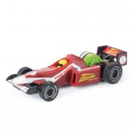 Autíčko Darda - Formula závodné, červená