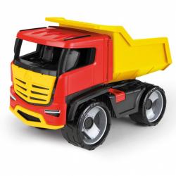 auto TITAN sklápač v krabici