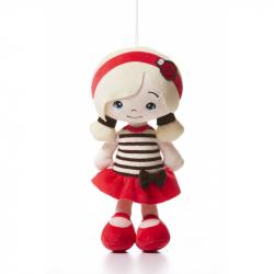 Levenya K394BA Anette malá - plyšová bábika 30 cm