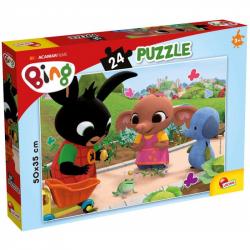 BING - Žába puzzle 24 dílků