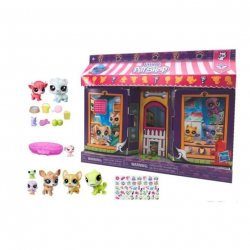 Mega zestaw Littlest Pet Shop