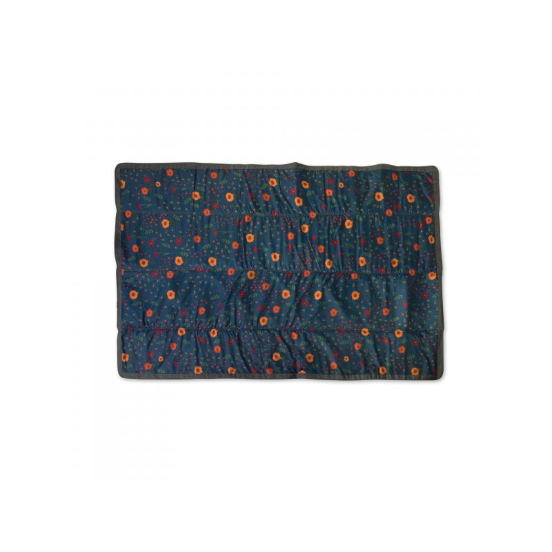 Hrací deka outdoorová 150x210cm Midnight Poppy