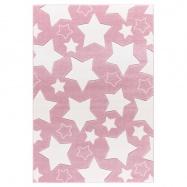 Detský koberec SKY růžový 100x160 cm
