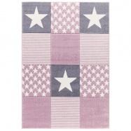 8cee32a4f Detský koberec STARWALK ružový 120x180 cm