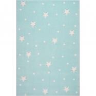 2f95e73bb Detský koberec HEAVEN mätový / biely 100x150 cm