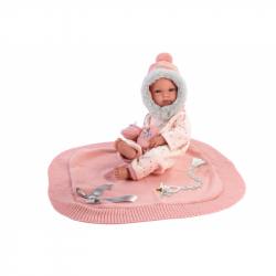 Llorens New Born holčička 63550