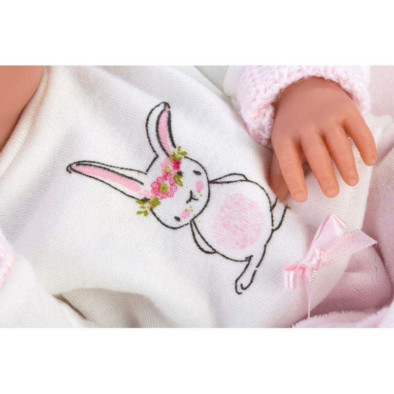 Llorens New Born holčička 63556