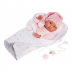 Llorens New Born holčička 63560